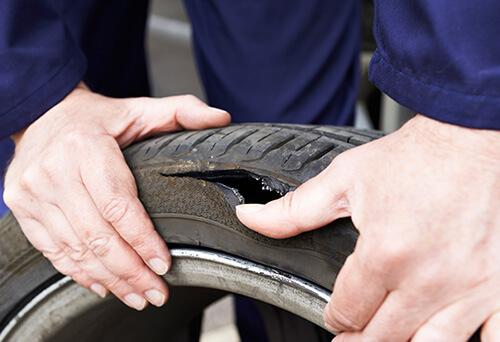 Sidewall Tire Failure Willis Law Firm