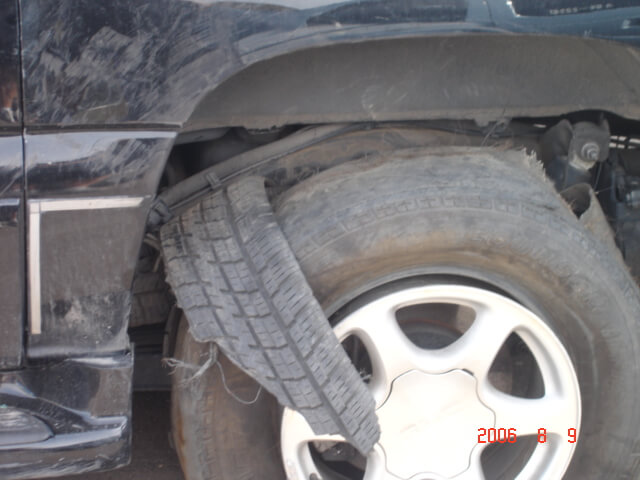 Tire Failures and Tire Blowouts Willis Law Firm