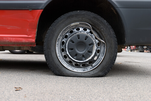 Why Replace Tires Willis Law Firm