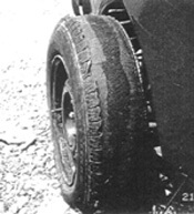 cooper tire tread separation Willis Law Firm